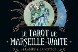 COFFRET LE TAROT DE MARSEILLE-WAITE