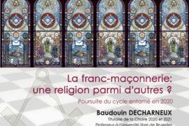CYCLE CONFERENCE : cultes à mystères et la Franc-Maçonnerie