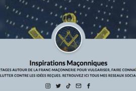 PARCOURS DE GRAND MAITRE – PIERRE MARIE ADAM & INSPIRATIONS MAÇONNIQUES