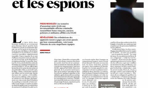"""RETOUR SUR L """"AFFAIRE DES BARBOUZES ET DES FRANCS-MAÇONS"""" – JDD"""