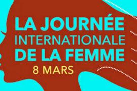GLFF – JOURNÉE INTERNATIONALE DES DROITS DE LA FEMME