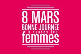 GODF –  JOURNÉE INTERNATIONALE DES DROITS DE LA FEMME