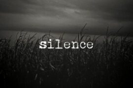 DÉCLARATION DE SILENCE – Le silence est le maître du poème