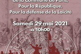 GODF – CELEBRATION DES 150 ANS DE LA COMMUNE DE PARIS