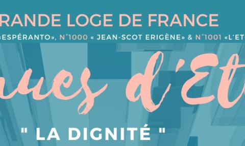 TENUES D'ÉTÉ DE LA GLDF OUVERTES AU GRAND PUBLIC
