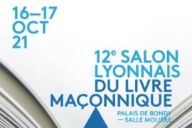 12° SALON LYONNAIS DU LIVRE MACONNIQUE