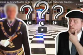 7 QUESTIONS AU GRAND MAITRE DE LA GLNF – Hervé HOINT LECOQ