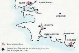 QUIMPER : LA FRANC-MACONNERIE AU SIECLE DES LUMIERES