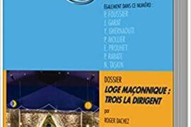 CHAINE D'UNION N°97 – LOGE MACONNIQUE : TROIS LA DIRIGENT