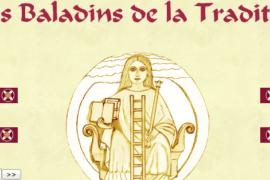 SITE : LES BALADINS DE LA TRADITION