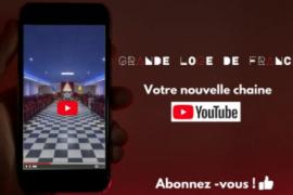 LA GRANDE LOGE DE FRANCE SUR YOUTUBE !