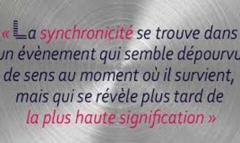 MYSTERES DE COÏNCIDENCES  OU SYNCHRONICITE