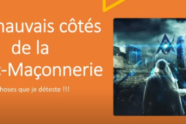 LES MAUVAIS COTES DE LA FRANC-MAÇONNERIE – RÉVÉLATIONS MAÇONNIQUES