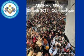 COMMUNIQUE DU DROIT HUMAIN – AFGHANISTAN