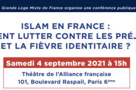 ISLAM EN FRANCE – CONFÉRENCE GLMF