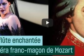 CULTURE PRIME – LA VIE MACONNIQUE DE MOZART- FRANCE CULTURE