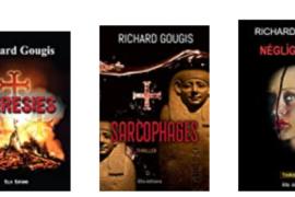 3 THRILLERS ÉSOTÉRIQUES : Francs-Maçons, Templiers, Cathares, Egypte Ancienne,…